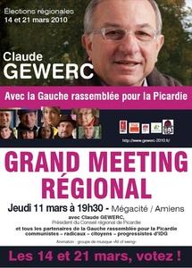 Grand meeting Regional