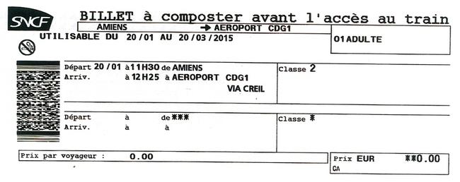 """LGV Picardie - Creil - Roissy, le """"oui"""" de RFF"""