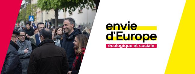 TRACTAGE : Campagne des Européennes