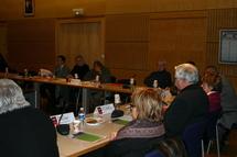 Prochain Conseil Municipal : Vendredi 21 septembre 2012 à 19h00