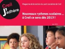 Edition de Juillet 2013 du magazine de la section de Creil