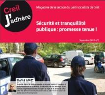 Edition spéciale du magazine de la section de Creil - Septembre 2013