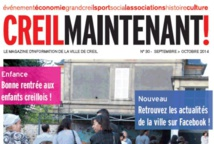 "Tribune ""Creil Maintenant"" - Septembre 2014"