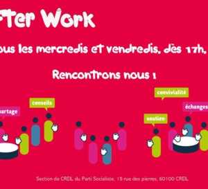 AfterWork : rencontrons nous !